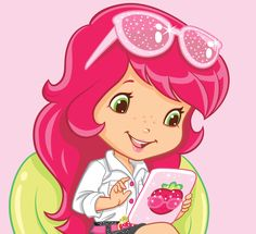Berry Bitty Blogger - check out my all-new website at strawberryshortcake.com!