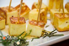 Receita de queijo coalho com mel e alecrim. Receita facil e rápida de queijo coalho com mel e alecrim. Uma delícia