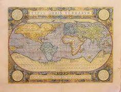 """Képtalálat a következőre: """"világtérkép 1700-as évek"""""""