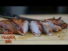 Bacon Wrapped Pork Tenderloin (Jamaican Jerk Seasoned)