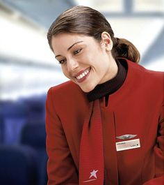 Lan Chile Stewardess Lan Chile, Lan Airlines, Fly Company, Different Airlines, Airline Uniforms, International Airlines, Intelligent Women, Cabin Crew, Flight Attendant