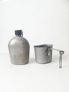 WWll Military Canteen by DistrictPicked on Etsy