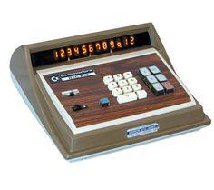 Las calculadoras de Commodore | Commodore Spain