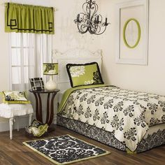 Twin bedding - ideas for daughter