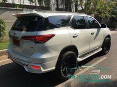 Toyota Fortuner 2017 nhập từ Thái Lan bộ body kit thể thao hơn