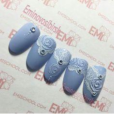 #nailart #buenail #elegantnail #luxurynail
