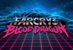 'Far Cry 3: Blood Dragon' wallpaper now available for desktop and mobile.Link in bio. by signalnoise