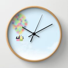 Up clock