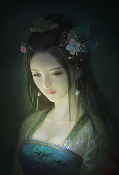 ArtStation - Lotus, wang xiao