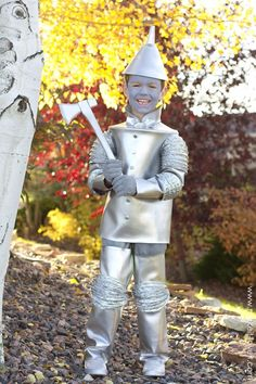 "The TIN MAN (...from ""Wizard of Oz"")"