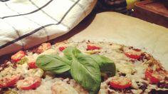 Venlan maistuva pitsa. Kuva: Venla Savikuja.