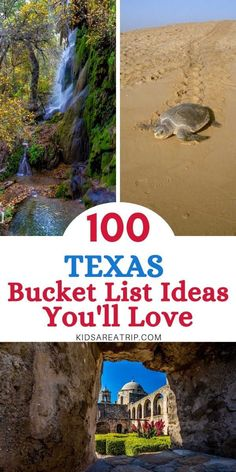 If you want to find the best things to do in Texas, this list is the perfect starting point. We've put together this Texas bucket list to help plan your next trip or weekend adventure! - Kids Are A Trip |Texas vacation| Texas travel| Texas bucket list places to visit| Texas road trips| Texas bucket list ideas| Texas vacation| Texas day trips Texas Vacations, Texas Roadtrip, Texas Travel, Guadalupe Mountains National Park, Texas Bucket List, Visit Texas, Day Trips, State Parks, Family Travel
