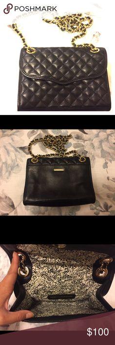 Rebecca Minkoff 'Affair - Mini' Crossbody Bag This is a black Rebecca Minkoff 'Affair - Mini' Convertible Crossbody Bag. Rebecca Minkoff Bags Crossbody Bags