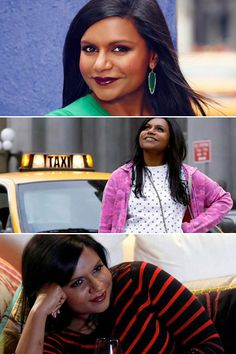 Mindy Kaling   This 6-time Emmy award nominee is not just about jokes, she is also a serious achiever and an outlier in many ways. #themindyproject #madewithcode