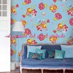 PIP STUDIO Una colección preciosa y divertida llena de motivos florales con muchísimo color.