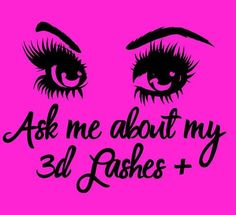 Ask me about my 3d lashes + Younique T-shirt – Brand It Creations