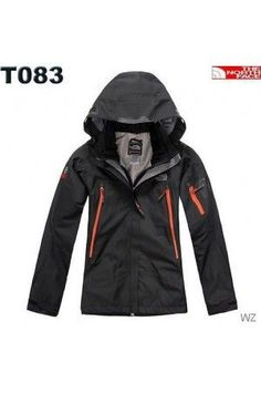 The North Face Women's 3 in 1 Gore-Tex Triclimate Fleece Jacket Black