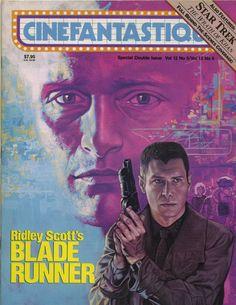 Blade Runner - Cinefantastique magazine
