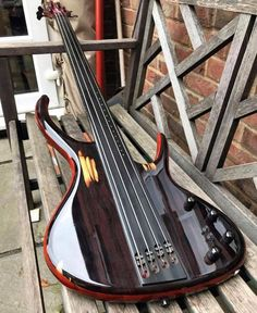 Bass Guitar Strings 4 String Set Bass Guitar Tshirts For Men Ukulele, Guitar Chords, Banjo, Acoustic Guitar, Guitar Scales, Bass Guitar Lessons, Guitar Tips, Guitar Art, Cool Guitar