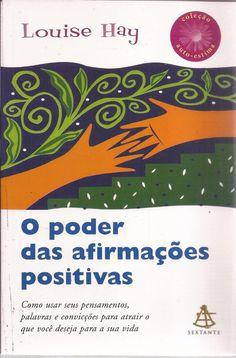 Resultado de imagem para livro o poder das afirmações positivas livro