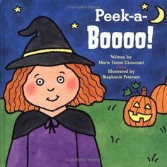Peek-a-Boooo! by Marie Torres Cimarusti, Stephanie Peterson (Illustrator). Halloween books for children. Halloween Books For Kids, Holidays Halloween, Halloween Fun, Fall Activities For Toddlers, Thing 1, Programming For Kids, Early Literacy, Story Time, Childrens Books