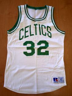 Vintage 1980s Kevin McHale Boston Celtics Russell Authentic Jersey Size 42  champion 40 nba finals dennis johnson antoine walker billups 6c72903f9