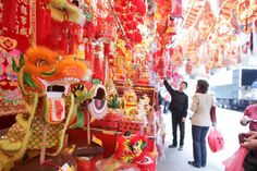 Chinese New Year is one of the most festive times to plan a Hong Kong vacation.