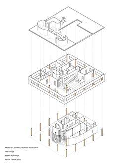 Villa+Savoye+Structure+3D-1.jpg (1131×1600)