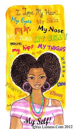 Natural Hair, I Love my Hair, Big Hair, Afro, black women Just Love, Just In Case, Natural Hair Art, Natural Hair Styles, Natural Beauty, Au Natural, Natural Life, Black Girls Rock, Black Girl Magic
