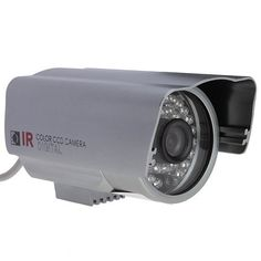 420 TV-Lines Weatherproof Surveillance CCTV Security Camera - 36 IR LEDs, Night Vision, Wall Mounted by BrainyTrade. $36.59