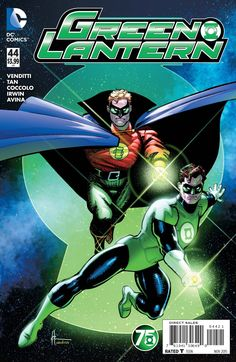It's out of the frying pan and into the fire as Hal tries to recover from his encounter with Relic! But he's about to run into some serious trouble, courtesy of a new menace from Thanagar!