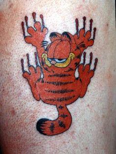 10 Best Garfield Tattoos Images Garfield Garfield Pictures Garfield Quotes