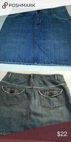 Hilfiger denim mini Trimed in printed fabric Tommy Hilfiger Skirts Mini