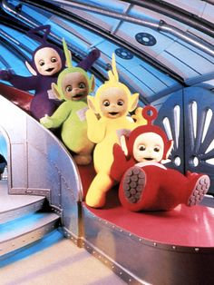 'Eh-oh!' Teletubbies Is Returning to TV http://www.people.com/article/teletubbies-reboot-new-episodes-jim-broadbent