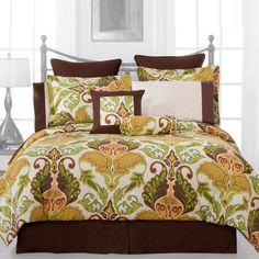Hannah 12 Piece Comforter Set