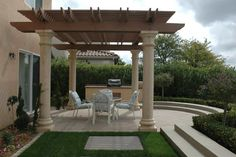 Woodwork, Deck, Arbor & Patio Cover Landscape Design & Construction Gallery by AAA Landscape Specialists.