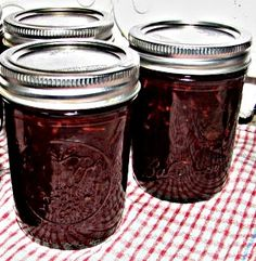 Food Preserving: Choc Cherry Coconut Conserve