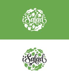 Logo Letter Salad | 99designs