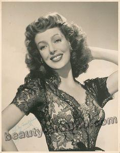 Лоретта Янг / Loretta Young, фото,  американская актриса старого Голливуда