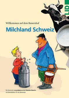 Milchland Schweiz shop.lid.ch Shop, Movies, Movie Posters, Milk, Switzerland, School, Films, Film Poster, Cinema
