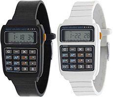 80's-inspired Paul Frank Calculator Watch
