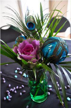 table decor ~ rich color
