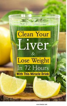 Natural Detox Drink To Clean Your Liver And Lose Weight In 72 Hours – Natural Ho… – Leber entgiften Detox Cleanse For Weight Loss, Full Body Detox, Detox Diet Plan, Detox Your Body, Cleanse Detox, Health Cleanse, Stomach Cleanse, Liver Cleanse Juice, 3 Day Cleanse