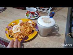 Ce mănânc intr-o zi 😊😊 Waffles, Breakfast, Ethnic Recipes, Youtube, Food, Morning Coffee, Essen, Waffle, Meals
