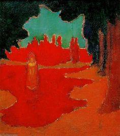 von Denis Maurice (1870-1943, France)