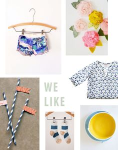 Bloesem Kids | We like: Summer time kids accessories and crafts