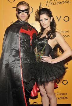 Google Image Result for http://twilightbookaddicts.files.wordpress.com/2009/11/kellan-and-ashleys-halloween-costumes.jpg%3Fw%3D655 #PaulMitchell #HalloweenHair