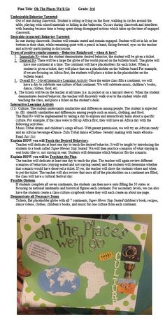 Oh the Place We'll go! Teacher Lesson Plans, Teacher Resources, Resource Teacher, Contingency Plan, Narrative Essay, Cover Letter Sample, Good Essay, Classroom Environment, Resume Template Free