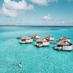 • Six Senses Laamu Resorts, Maldives provides an exotic holiday experience to the visitors. • The resort has beautifully decorated rooms that are surrounded by turquoise blue waters and marvelous sandy beaches. • The restaurants here offer sizzling hot Medetarian dishes prepared with organic ingredients. #travel #vacationmodeon #wanderer #triptoLaamuResorts #traveldiaries #holidayextravaganza #wanderlust #destinations #adventure #ViriksonHolidays