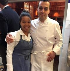SANDRA HARVEY a Luxury Brand Designer - Fitted Chef Coats and Apparel for Women Chefs, Caterers, Bakers, Cooks, and Bar  #fitted #designer #women's #Chef #coat from the SANDRA HARVEY Instagram Archives
